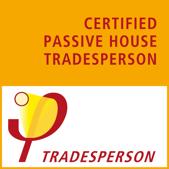 Certified passive house Tradesperson – Tradesperson