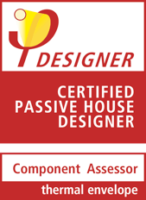 Designer Certified Passive House Consultant – Componet Assessor